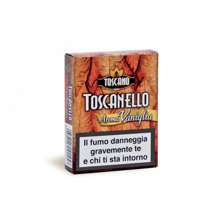 Toscanello Aroma Vaniglia - Scatola da 5 pezzi