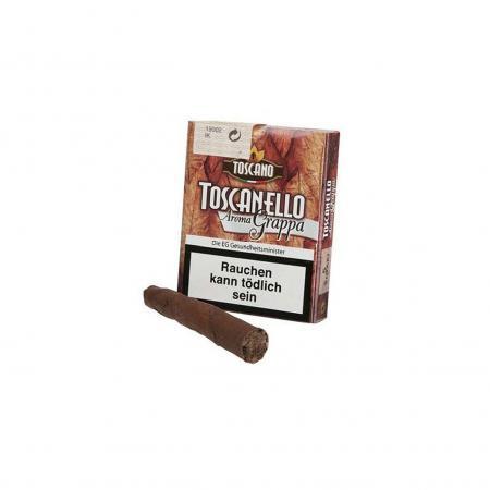 Toscanello Aroma Grappa - Scatola da 5 pezzi