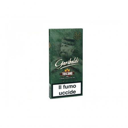 Toscano Garibaldi - Scatola da 5 pezzi