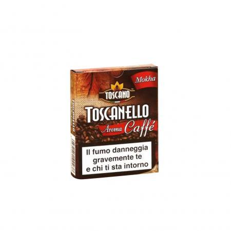 Toscanello Aroma Caffè MOKHA - Scatola da 5 pezzi