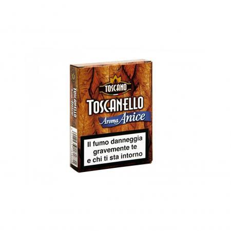 Toscanello Aroma Anice - Scatola da 5 pezzi