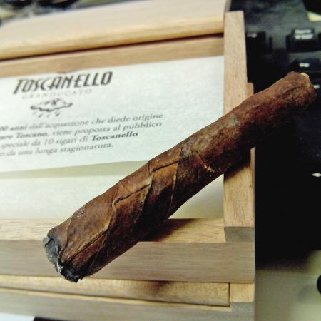 Toscanello - GRANDUCATO Scatola Legno da 10 pezzi